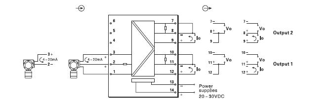ldg8043配电隔离器接线