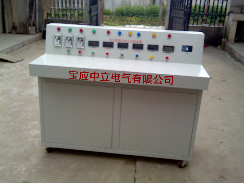 zlgy 变压器感应耐压测试装置