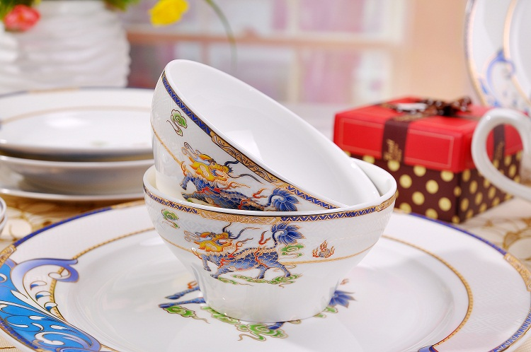 景德镇陶瓷餐具品牌批发