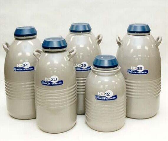 液氮罐HC12