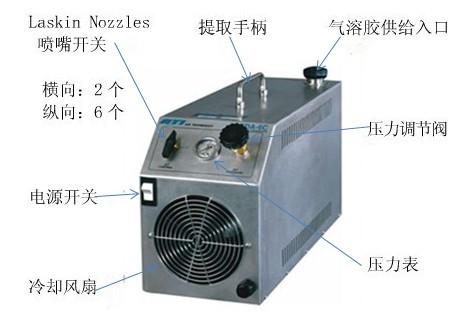 TDA-6C气溶胶发生器检漏仪各部件详情