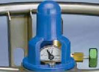杜瓦罐180MP液位显示