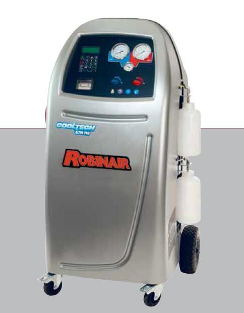 Robinair AC790PRO制冷剂回收加注机
