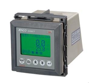 在线电导率盐度温度控制器