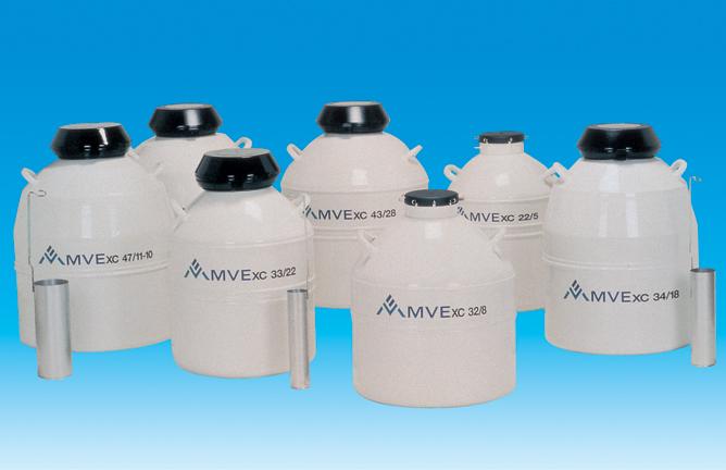 美国MVE XC47/11-10液氮罐
