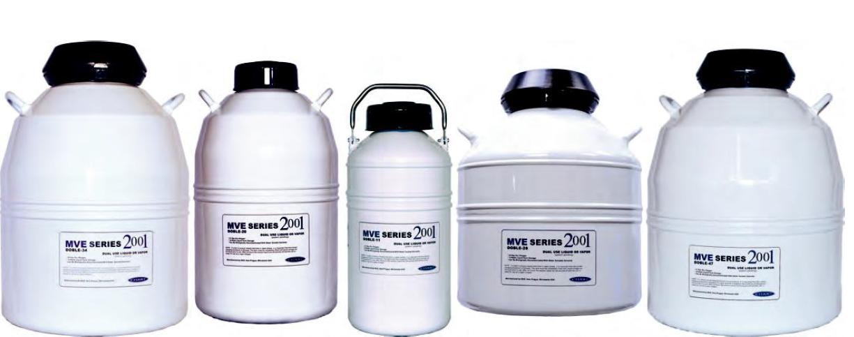 双功能液氮罐