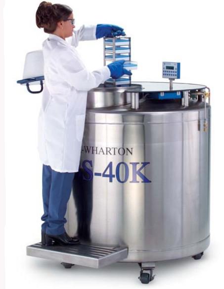 泰来华顿液氮罐