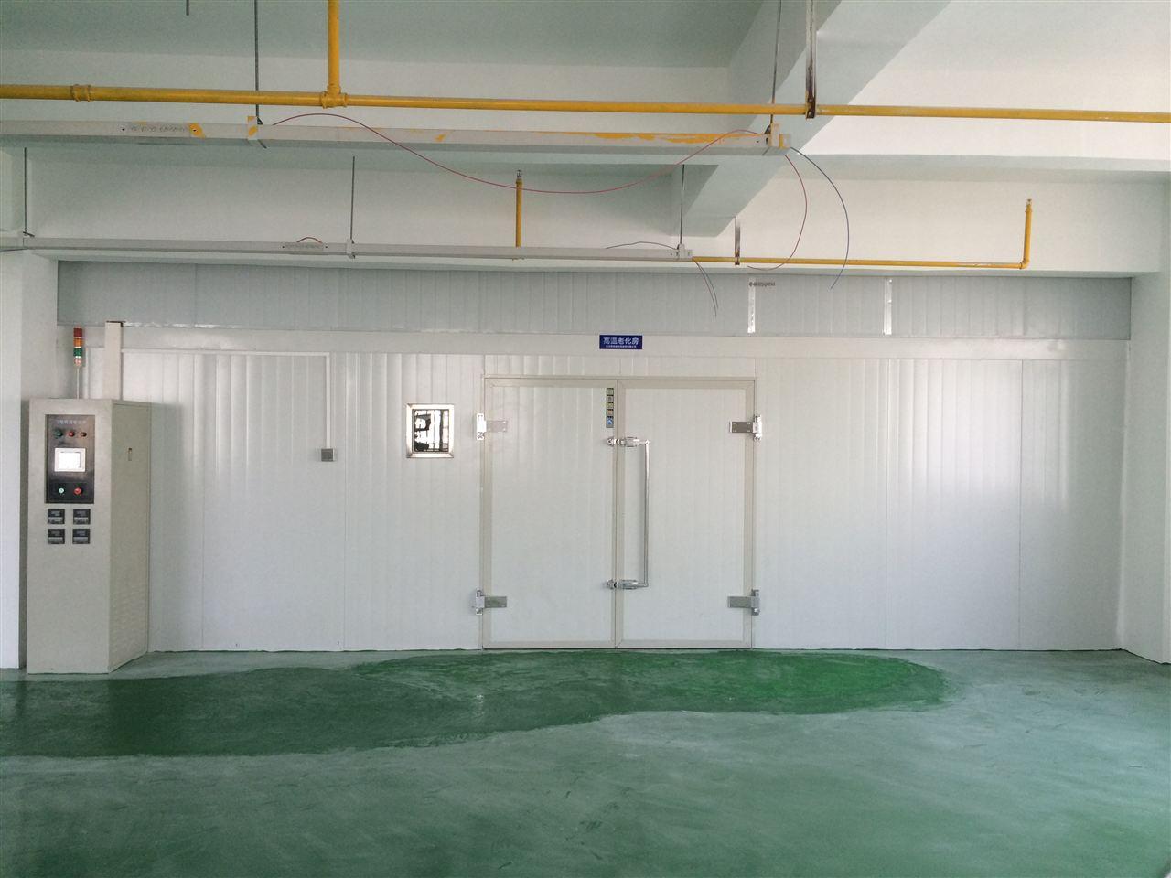 武汉高温老化房电路控制系统配置