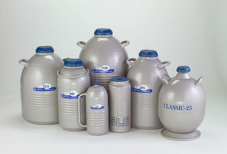 泰莱华顿液氮罐