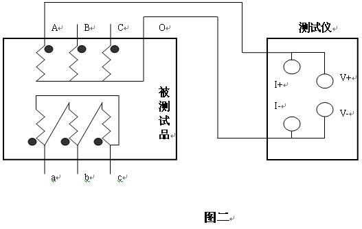 上海直流电阻测试仪你值得信任的伙伴