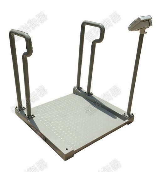 透析电子轮椅秤