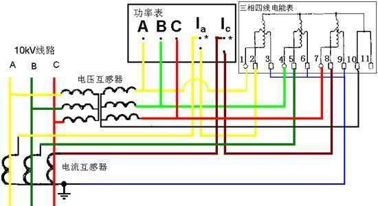 电压互感器的工作原理是什么样的?