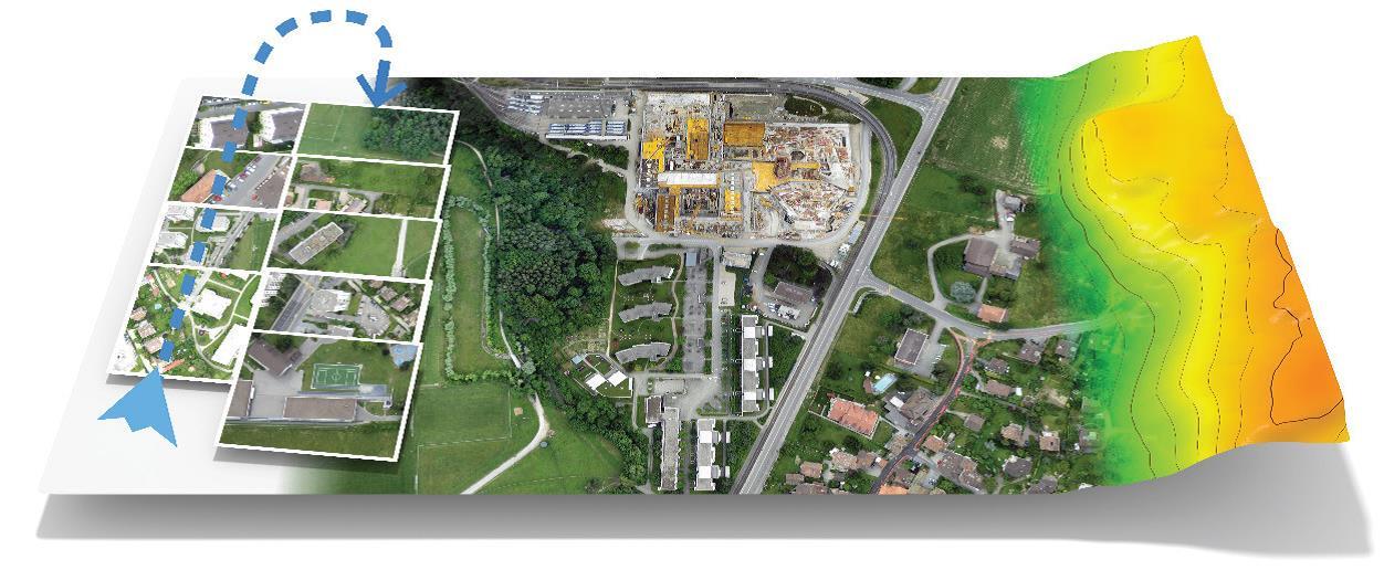 无人机航拍图片处理软件pix4d