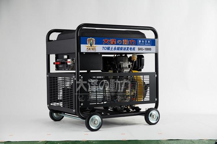 车载10kw柴油发电机/永磁10千瓦柴油发电机报价