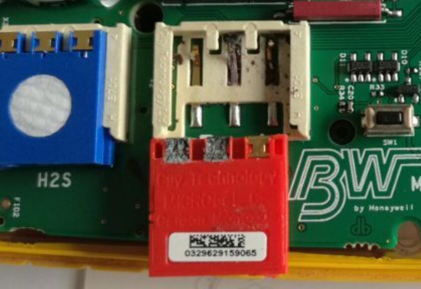 BW气体检测仪维修案例