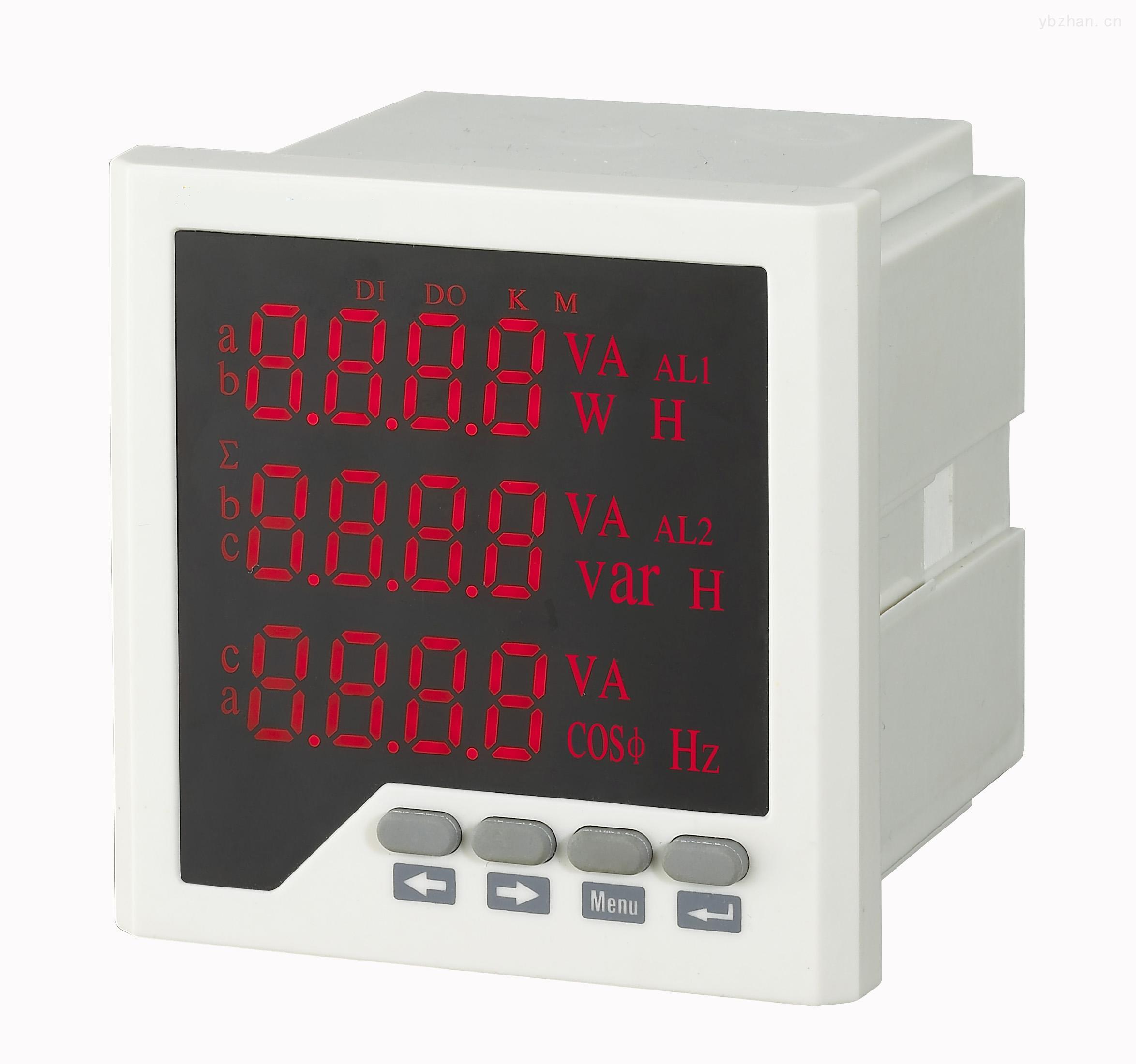 三相数码多功能电力仪表rlc231a