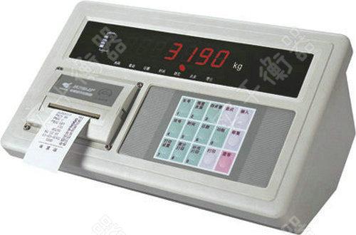 数字式汽车衡显示器