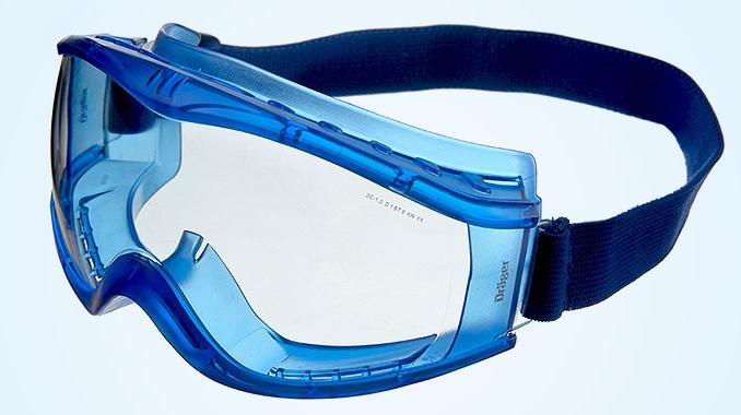 德尔格X-PECT8520护目镜