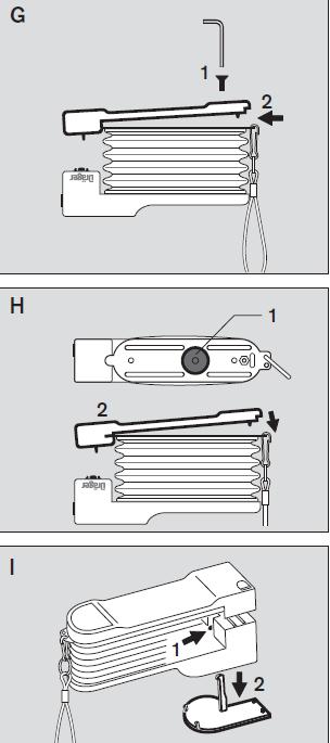 德尔格气体检测泵