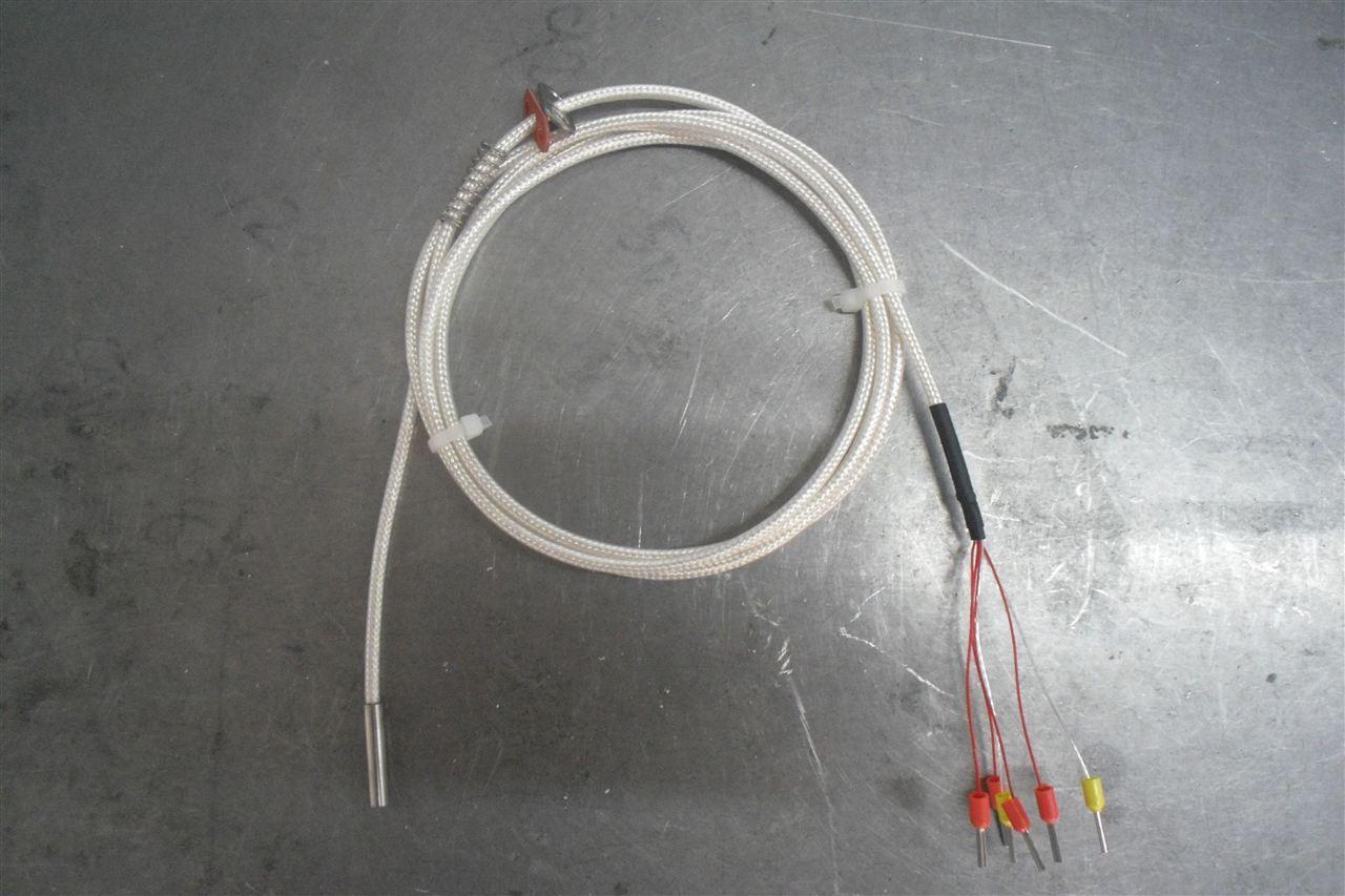 pt100工业热电阻的接线方式