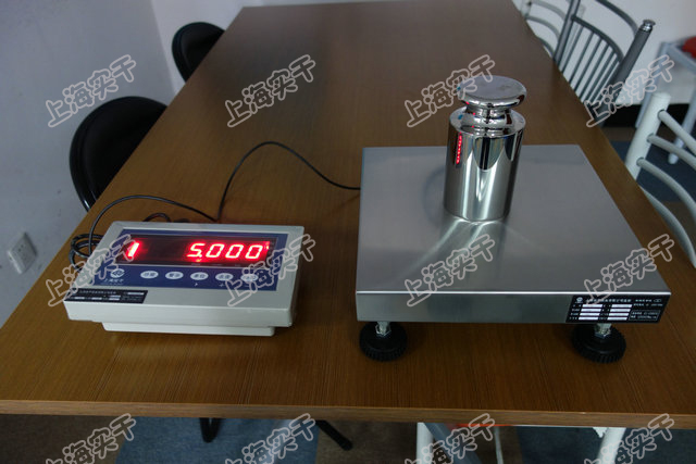 高精度电子秤