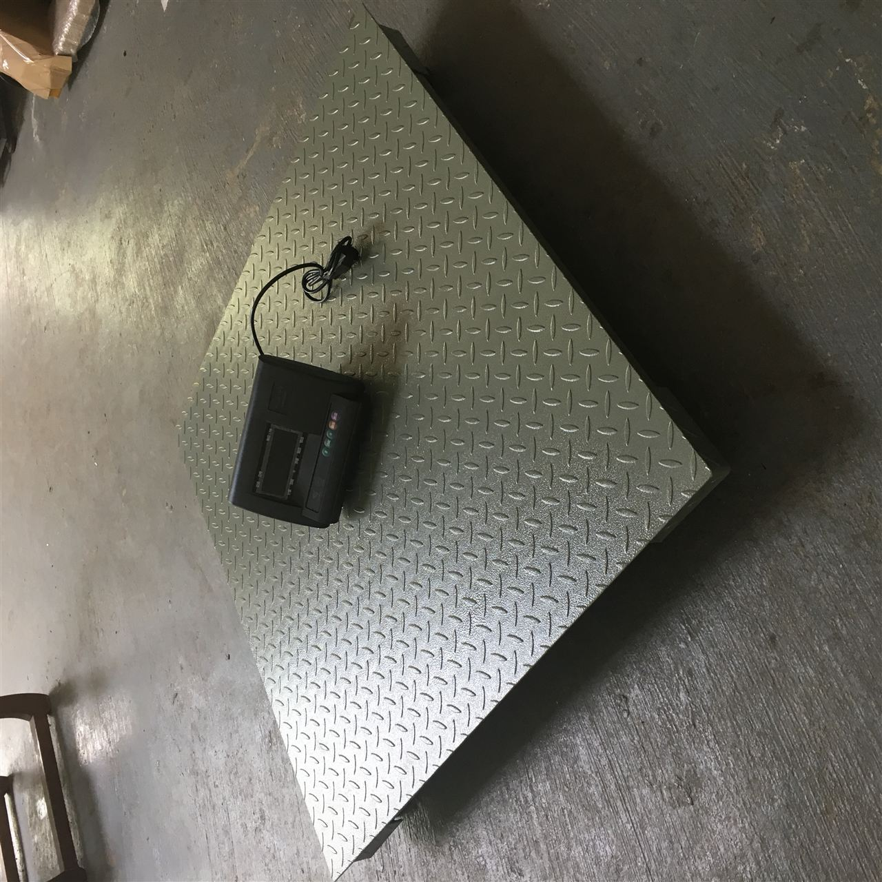高精度5T防爆电子秤
