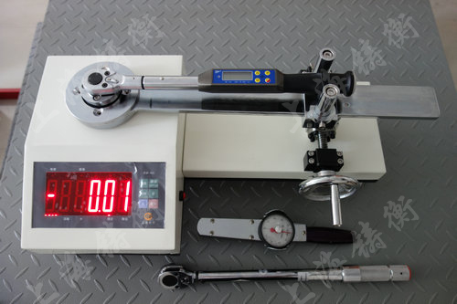 SGXJ力矩扳手校验仪图片