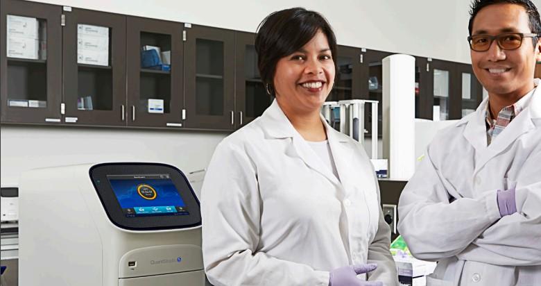 <strong><strong><strong><strong>美国QuantStudio5实时荧光定量PCR系统 基因扩增仪品牌</strong></strong></strong></strong>