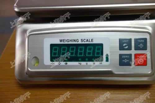 电子桌秤防水