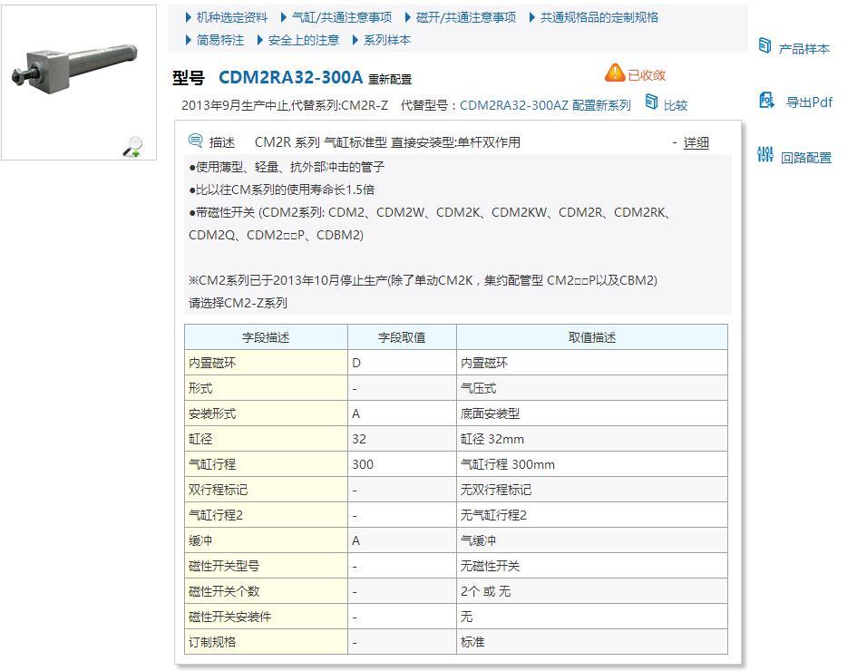 CDM2RA32-60Z