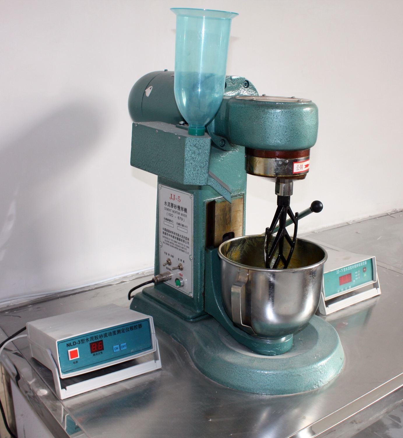 nj-160型水泥净浆搅拌机,水泥胶砂搅拌机