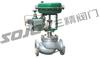 SZMAN型气动双座调节阀 气动不锈钢调节阀