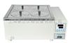 HWS-24双列四孔恒温水浴锅 上海水浴锅 恒温水箱 恒温槽