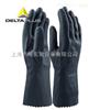 201530代尔塔 201530 VE530 氯丁橡胶乳胶手套 防化 劳保手套 耐油耐热