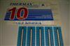 10格A型十格A型 热敏试纸40-104° 英国THERMAX温度美 不可逆温度试纸``